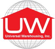 Universal Warehousing Logo