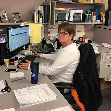 Margaret Smith Office Manager