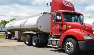 SLA Water Truck