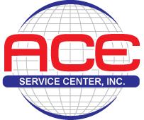 Ace Service Center Logo